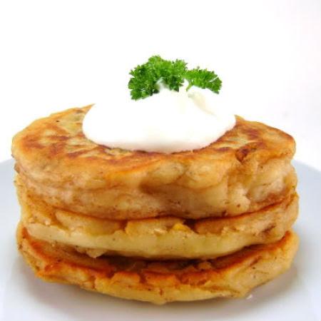 Boxty Potato Cakes